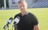 PKO BP Ekstraklasa. Trener Dariusz Banasik: - Za Legię trzymam kciuki po meczu z nami (WIDEO)