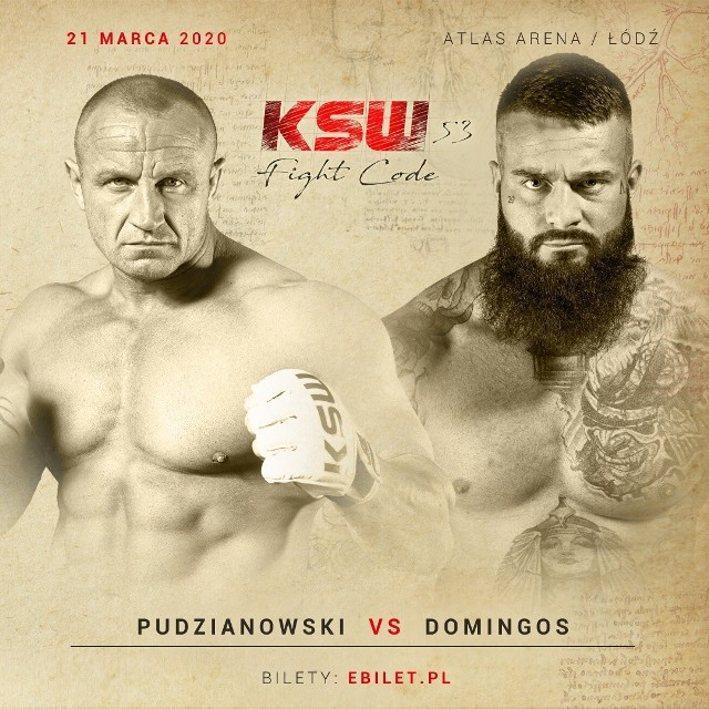 Pudzianowski i Domingos