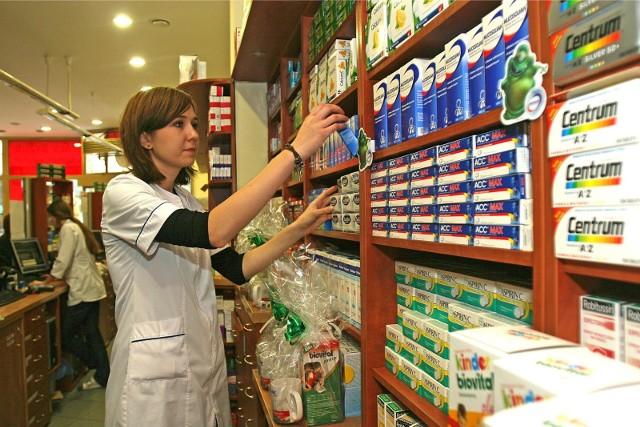 Polski rynek suplementów diety jest wart ponad 3,5 mld zł