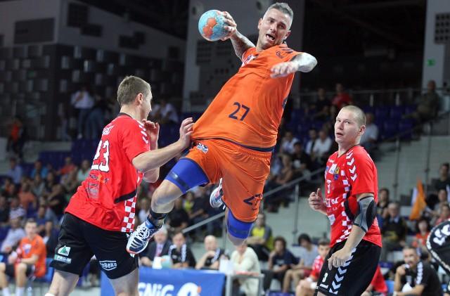 Bartosz Konitz zdobył w Kwidzynie 10 bramek.