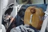 Podpalił się w samochodzie przed Urzędem Gminy Postomino 30.04.2018. 49-letni rolnik z Nosalina chciał popełnić samobójstwo?