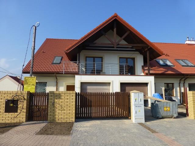 Zabudowa szeregowaW województwie świętokrzyskim najwięcej mieszkań budują inwestorzy indywidualni.