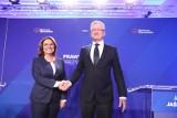 Debata Kidawa-Błońska - Jaśkowiak. Platforma Obywatelska wybiera kandydata na prezydenta. Kto wygrał? Relacja z debaty