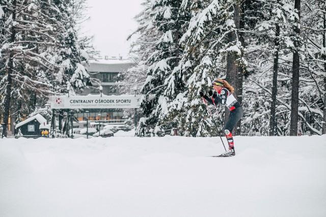 Nowe trasy narciarskie w zakopiańskim COS otwierają możliwość treningów w Polsce kolejnej grupie zawodników