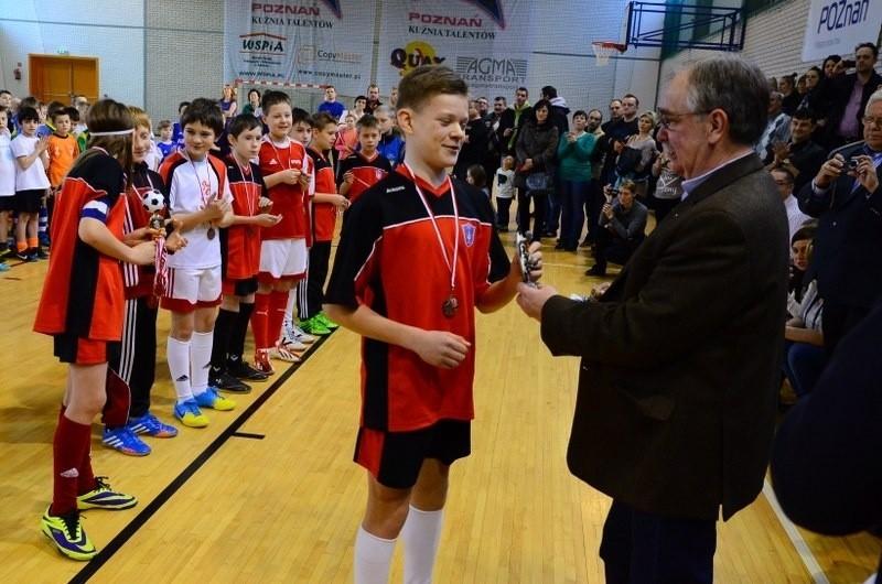 Ferie w Poznaniu: Zakończył się turniej piłkarski