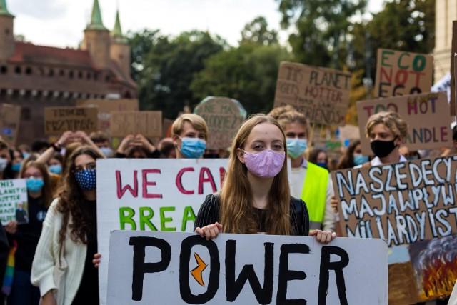 To uczestniczy Młodzieżowego Strajku Klimatycznego byli inicjatorami panelu obywatelskiego w Krakowie