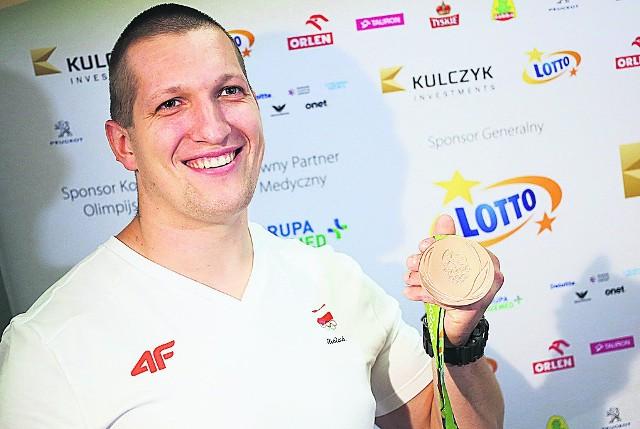 Wojciech Nowicki to pierwszy podlaski zdobywca medalu na olimpiadzie