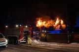 Wielki pożar w Zakopanem. Zabytkowy pustostan płonął jak zapałka. Są ofiary śmiertelne