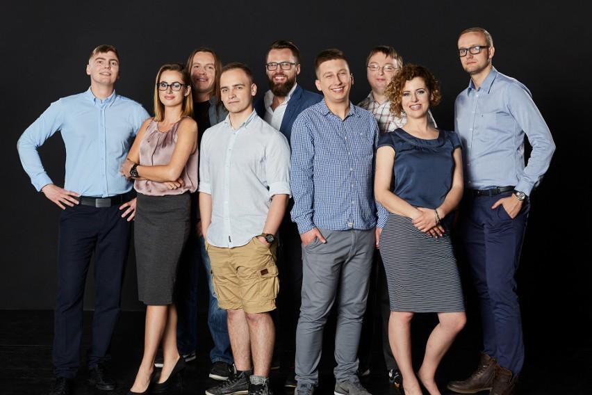 Siłą agencji reklamy InteractiveVision jest 15-osobowy zespół
