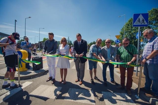 Otwarcie nowego łącznika drogowego w Siemianowicach Śląskich.Zobacz kolejne zdjęcia/plansze. Przesuwaj zdjęcia w prawo - naciśnij strzałkę lub przycisk NASTĘPNE
