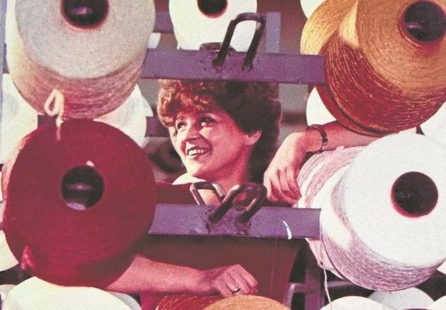 W PRL-u Stilon prężni się rozwijał. Fabryka stosowała najnowocześniejsze technologie do produkcji jedwabiu włókienniczego.