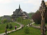 Rumunia - malowane i drewniane cerkwie (zdjęcia)