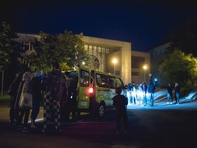 15 Afgańczyków przyjechało do Opola 1 września wieczorem. Na razie mieszkają w akademikach