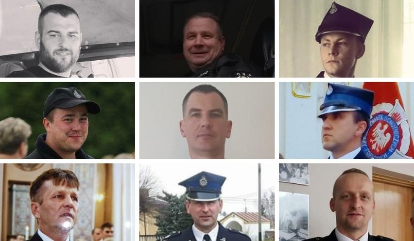 Strażak Roku i Jednostka OSP Roku- zwycięzcy powiatowi....