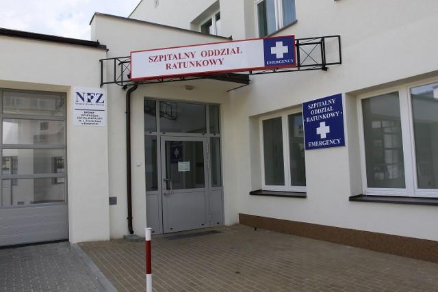 Białystok. Wojewódzki Szpital Zespolony Śniadecja