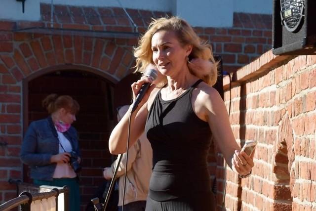 Jedną z gwiazd sobotniego koncert z okazji Dnia matki będzie Julita Kożuszek – Borsuk.