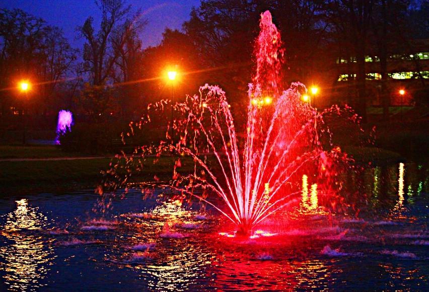 1 maja wytryśnie woda z łódzkich fontann. Do dobra wiadomość...