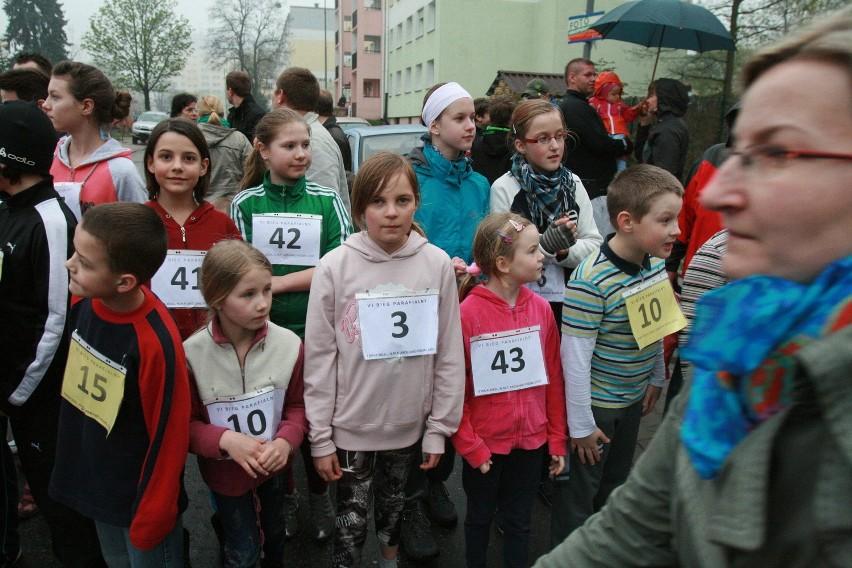 Bieg parafialny na Radogoszczu zorganizowała z okazji Święta...