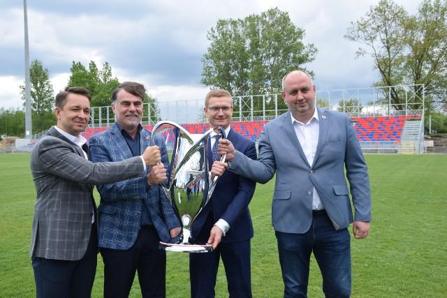 Miasto złoży wniosek o dofinansowanie rozbudowy Centrum Piłki Nożnej