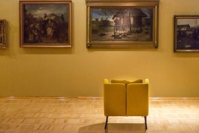 Galeria Malarstwa Polskiego w Muzeum Górnośląskim