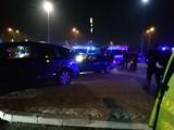 Ormianie i wspierający ich kierowcy zablokowali autostradę A2 pod Łowiczem
