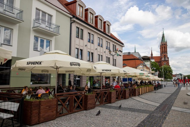 Nowa restauracja przy Rynku Kościuszki w Białymstoku
