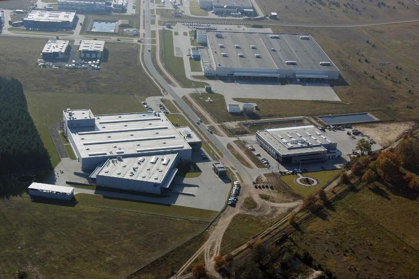 Na terenie nowosolskiej podstrefy K-SSSE powstanie nowy zakład.