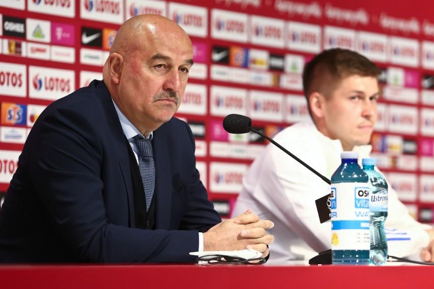 Stanisław Czerczesow (z lewej)