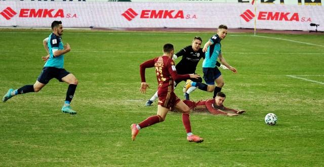 Chojniczanka Chojnice w niedzielę zagra na boisku KKS-u Kalisz