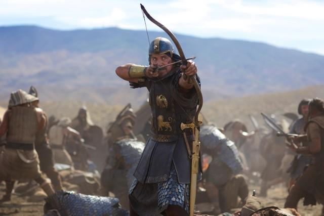 Kadr z filmu: Exodus: Bogowie i królowie