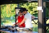 Weekendowa impreza w Kwadracie Kultury. Warsztaty dla DJ-ów i chillout w pięknej lokalizacji. Zobacz zdjęcia