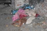 Martwy bezdomny znaleziony w bunkrze [ZDJĘCIA]