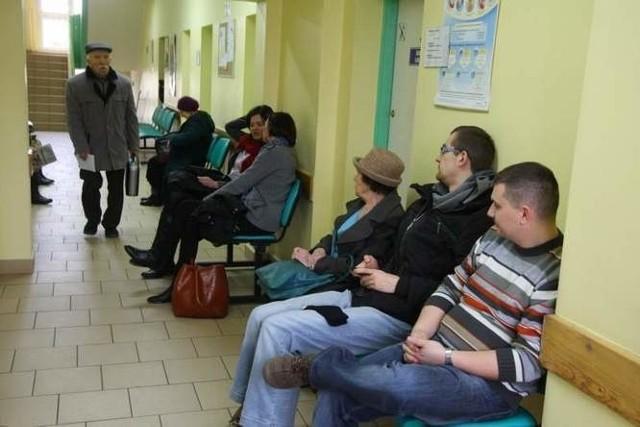 Pod opieką przychodni przy ul. Licealnej jest ponad 11 tysięcy osób.