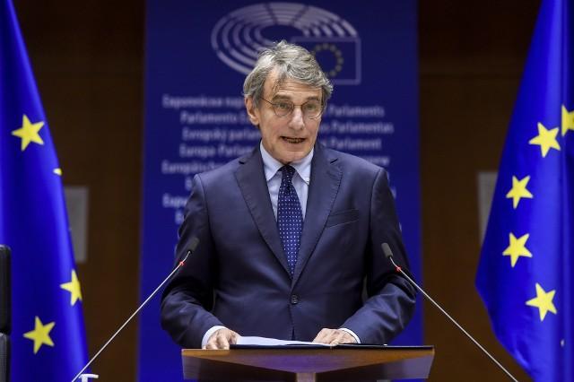 Przewodniczący Parlamentu Europejskiego w liście do Ursuli von der Leyen domaga się działań wobec państw łamiących zasady praworządności