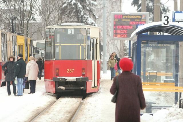 Wprowadzane od 1 lutego zmiany dotyczą przede wszystkim linii przejeżdżających przez pętlę przesiadkową przy ul. Wyścigowej