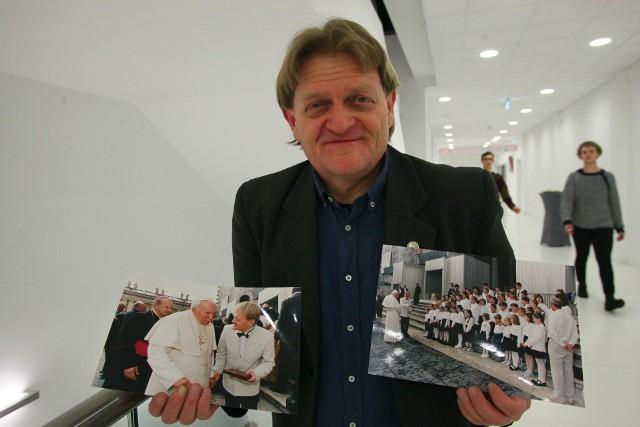 Dr Jan Przybylski zapewnia, że wśród uczestników wokalnego konkursu było wielu niezwykle utalentowanych solistów