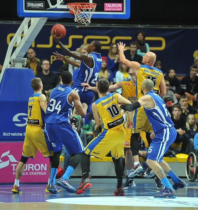 Za nami już cztery kolejki Tauron Basket Ligi