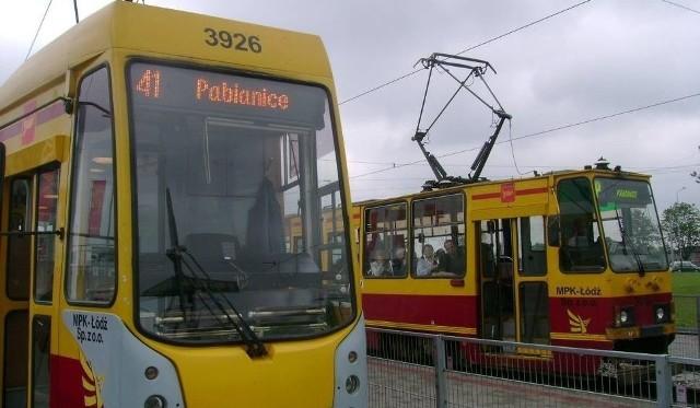 Od 1 grudnia zaczną się utrudnienia dla podróżujących linią 41. Będzie też wiele innych zmian tras MPK - Łódź.