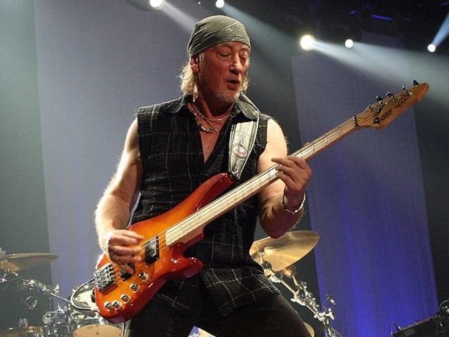 Roger Glover - niezrównany basista Deep Purple