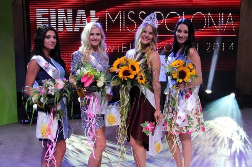 Miss Polonia Wielkopolski 2104: Monika Zawilska najpiękniejszą Wielkopolanką