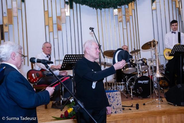 Benefis Zdzisława Balcewicza był w Domu Kultury Kolejarza w Stargardzie