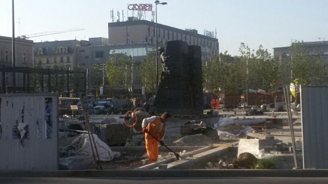 Przebudowa centrum Katowic. Budowa nowego rynku