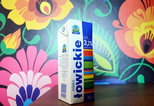 Jedynym ze sztandarowych produktów mleczarni jest mleko łowickie