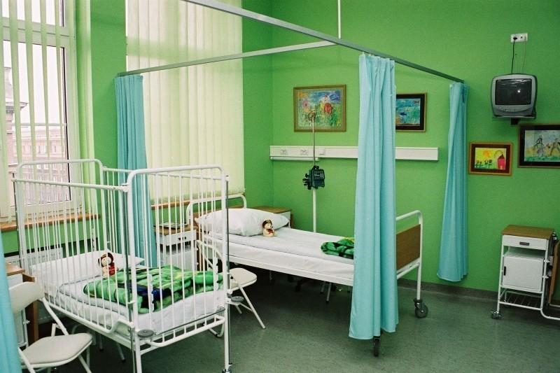 Dzięki programowi, szpital będzie mógł kupić także nowy...