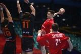 Po niezwykle zaciętym meczu polscy piłkarze ręczni przegrali z Holandią (zdjęcia)