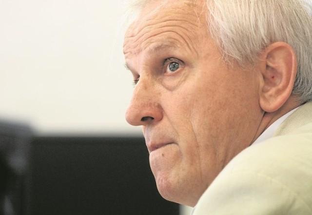 Poseł Eugeniusz Czykwin zasiada w parlamencie nieprzerwanie od 2001 roku