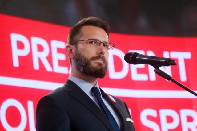 - Nie ma obecnie planów ponownego zamrożenia gospodarki w związku z przyrostem zakażeń koronawirusem w Polsce- mówił.