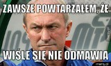 """Wisła Kraków. MEMY o fatalnych występach na boisku. """"Nie grają źle, tylko atmosfery brak"""""""