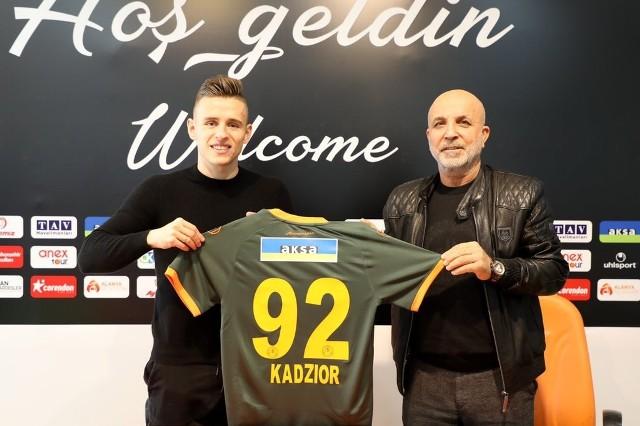 Damian Kądzior wybrał się na wypożyczenie, by wywalczyć powołanie na Euro 2021.
