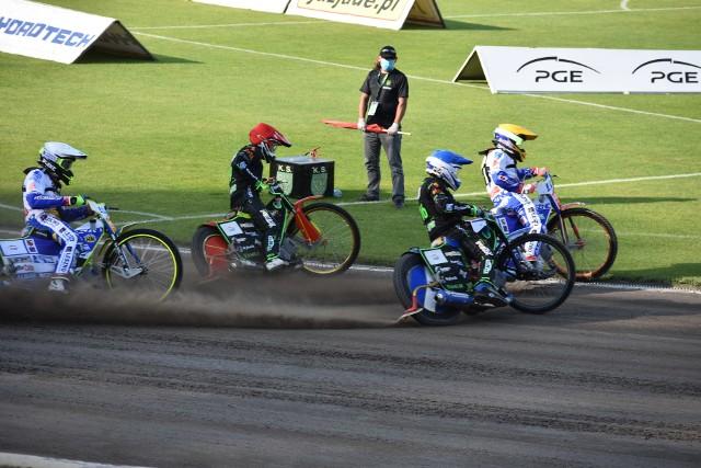 Żużlowcy ROW-u Rybnik przegrali kolejny mecz w Ekstralidze.
